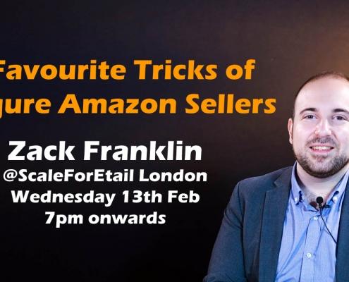 Zack-Franklin at ScaleForEtail Amazon London
