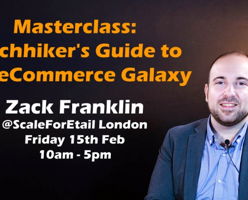 Zack-Franklin at ScaleForEtail Amazon London Masterclass